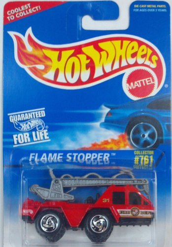 Hot Wheels Flame Stopper #761 Year: 1997