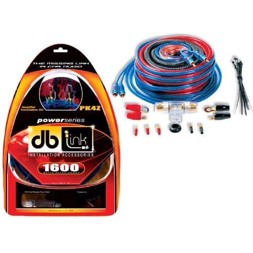 Db Link Pk4z 4 Gauge Power Series Amp Installation Kit: CRX Community Forum • View Topic