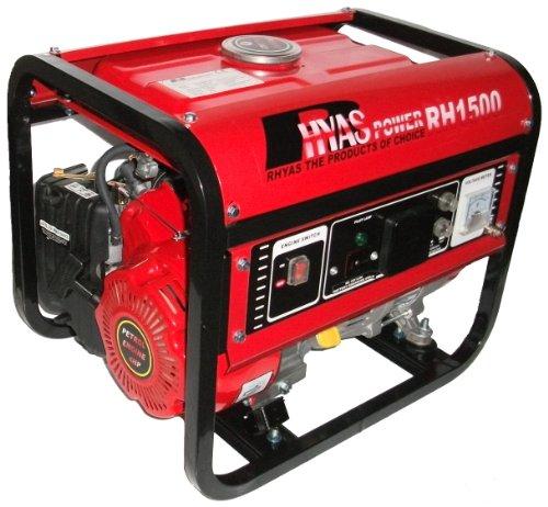 Rhyas Petrol Generator 1500w