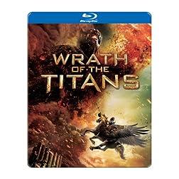 Wrath of the Titans [Blu-ray Steelbook]