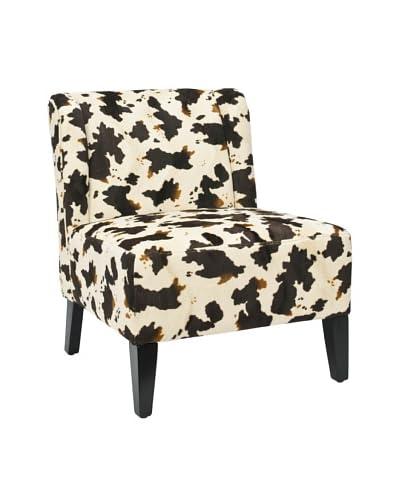 Safavieh Ashby Chair, Cow