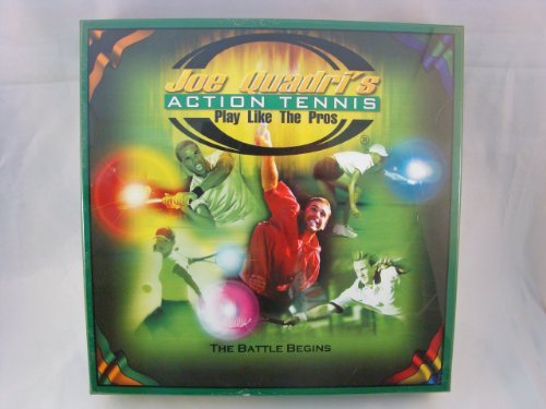 Joe Quadri's Action Tennis Board Game