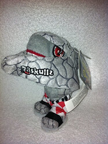 RASKULLZ RIDE-ALONZ MAGNET SHARK ATTAX PLUSH 6""