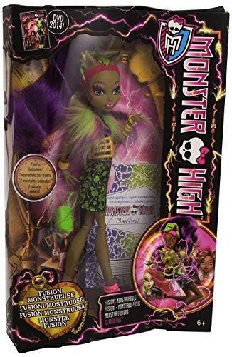 Mattel CCB32 - Monster High Bambole Fusioni Mostruose, Personaggi Assortiti