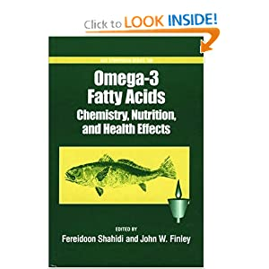 Amazon.com: Omega-3 Fatty Acids: Chemistry, Nutrition, and Health ...