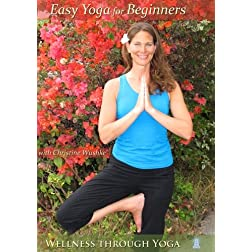Easy Yoga for Beginners with Christine Wushke