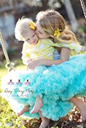 Oopsy Daisy Baby Cotton Candy Blue Pettiskirt Infant
