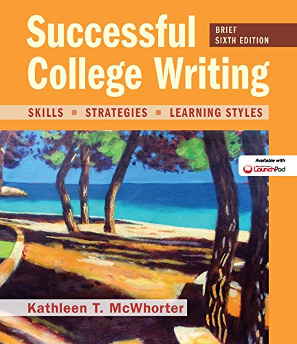 Study and Critical Thinking Skills in College, 7th Edition