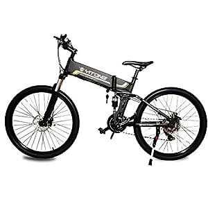yitong folding e bike electric bike mountain. Black Bedroom Furniture Sets. Home Design Ideas