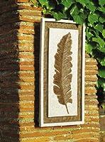Gardman 44 x 22cm Banana Leaf Wall Tile by Gardman Limited