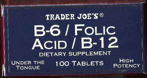 trader-joes-b-6-folic-acid-b-12-dietary-supplement-under-the-tongue-100-tablets