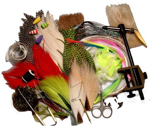 Материалы для вязания мушек 25