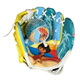 Franklin Sports Nickelodeon Dora The Explorer 9 Air Tech Glove and Ball Set #11741