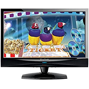 Viewsonic N1630W 16-Inch LCD HDTV(Certified Refurbished)