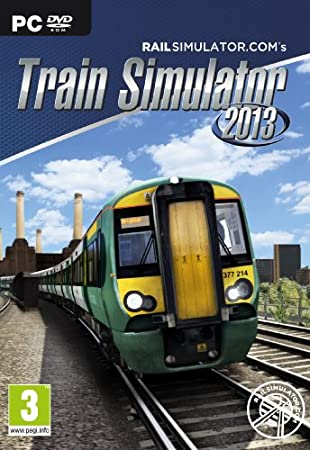Train Simulator 2013 (PC DVD)