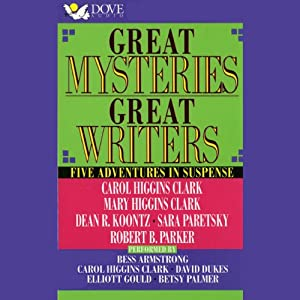 Great Mysteries, Great Writers Audiobook
