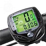 Bike Computer,Wireless Bicycle Speedometer/Cycling Odometer with Waterproof Digital LCD Multi Function Buycitky