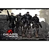 Gears of War Group Video Game Poster Print