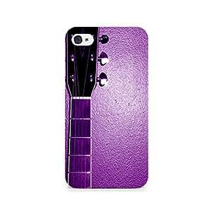 TAZindia Designer Printed Hard Back Case Mobile Cover For Apple iPhone 4 4s