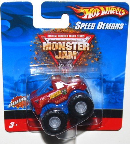 Hot Wheels Speed Demons Anger Management