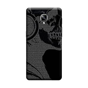 Phone Candy Designer Back Cover with direct 3D sublimation printing for OnePlus 3