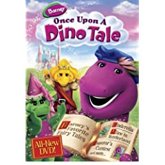 Once Upon a Dino Tale