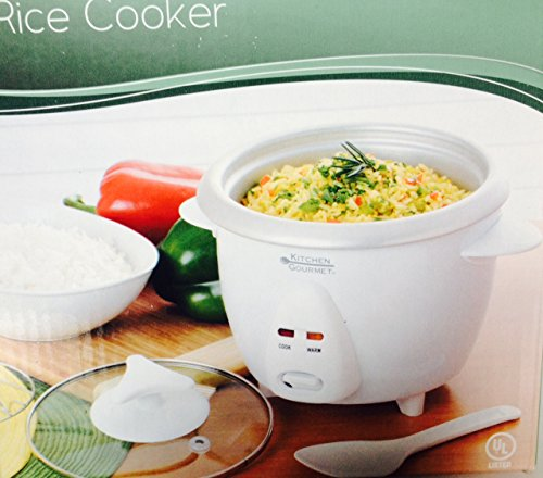 Kitchen Gourmet Rice Cooker front-615208