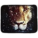 Lion 7 Inch Tablet Ipad Mini Case Pouch Sleeve 6