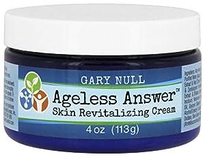 Gary Null's - Ageless Answer Skin Revitalizing Cream - 4 oz. Formerly Ageless Answer Skin Renewal Cream