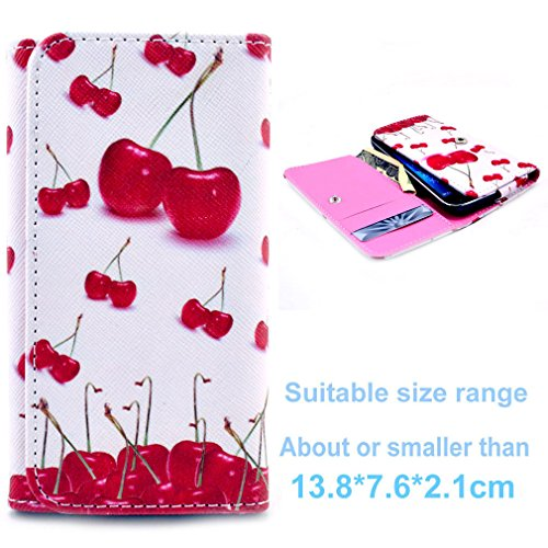 ivencae Cherry Fruit Textur PU
