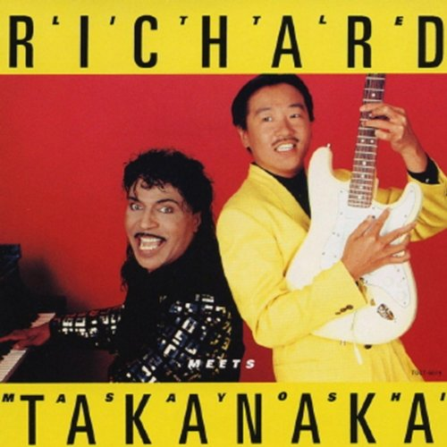LITTLE RICHARD MEETS TAKANAKA