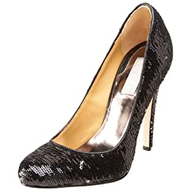 Badgley Mischka Platinum Women's Hart Pump :  shoes heels pumps pump