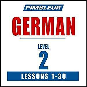 German Level 2 Speech