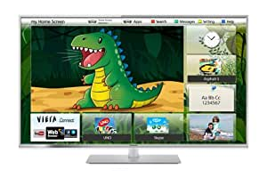 Panasonic Viera TX-L50ET60B 50-inch Widescreen Full HD 1080P 3D LED, Smart Viera, Wi-Fi Built in with Freeview HD (discontinued by manufacturer)