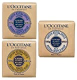 L'Occitane Luxury Soap Trio (3 x 100g)