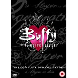 Buffy The Vampire Slayer - The Complete DVD Collectionby Sarah Michelle Gellar