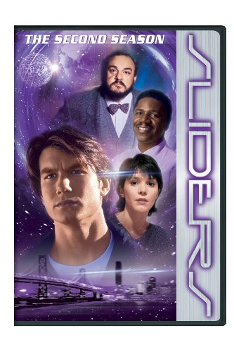 Cover art for  Sliders: The Second Season