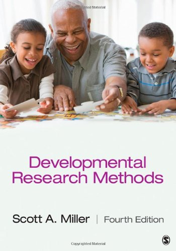 Cover for Developmental Research Methods
