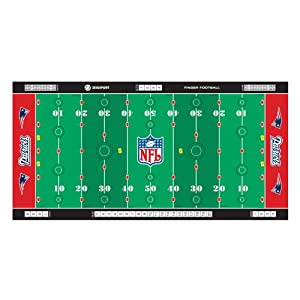New England Patriots Finger Football!