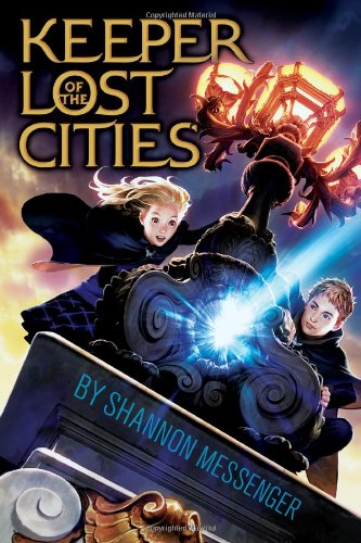 Cover of Keeper of the Lost Cities