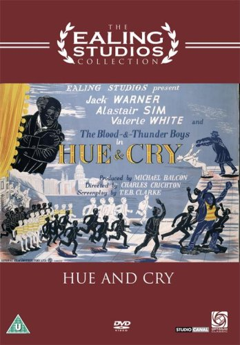 Hue and Cry [DVD] [1947]