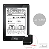 Tinxi® Tempered Glass protection film for Amazon Kindle Voyage 6 inch Premium Screen Protector Film /Ultra Hard Screen Protector 0.3 mm clear 2.5D