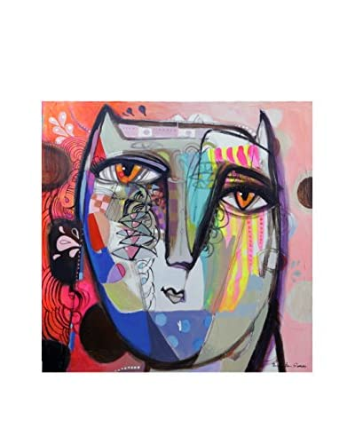 "Frederic Pissarro ""Sending Love"" Canvas Giclée Print"
