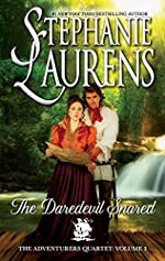 The Daredevil Snared (The Adventurers Quartet Book 3)