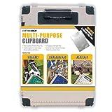 Multi-purpose Storage Clipboard - Charcoal ~ ECR4Kids