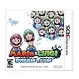 NINTENDO Mario & Luigi: Dream Team Action/Adventure Game - Cartridge - Nintendo 3DS / CTRPAYME /