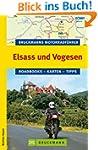 Bruckmanns Motorradf�hrer Elsass und...