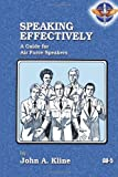 img - for Speaking Effectively: A Guide for Air Force Speakers book / textbook / text book