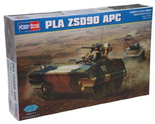 Hobby Boss Pla Zsd90 Apc Vehicle Model Building Kit