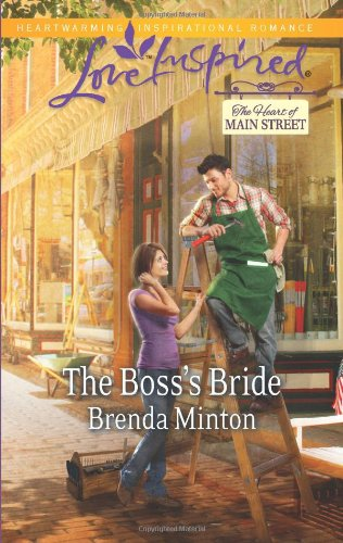 Image of The Boss's Bride (Love Inspired\The Heart of Main Street)